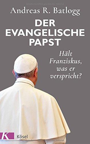 Buchcover Der evangelische Papst