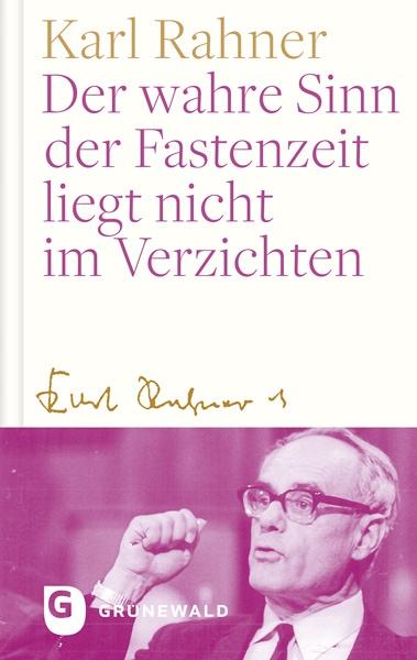 Karl Rahner Fastenzeit
