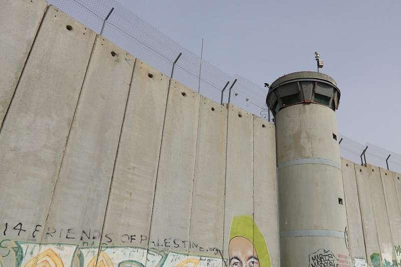 Mauer Israel Palästina 2