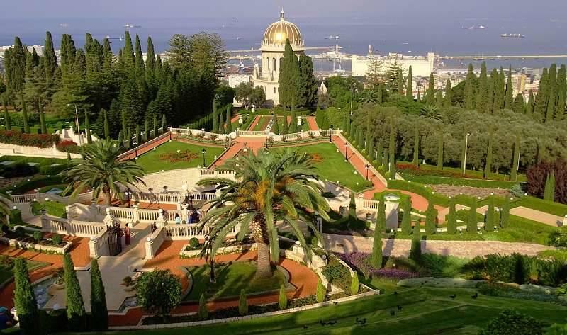 Haifa Hängegärten