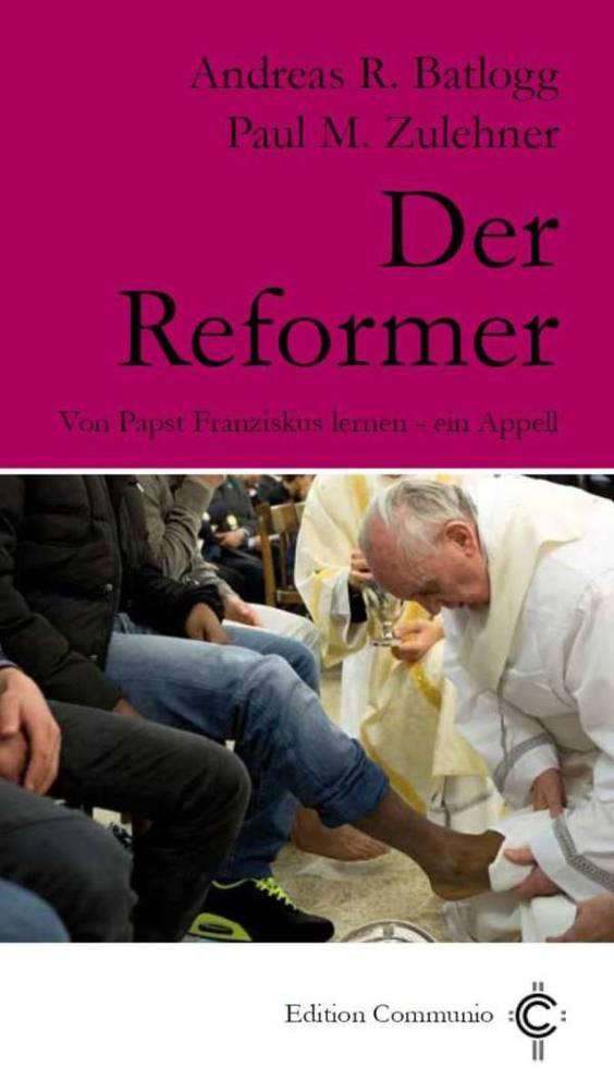 Buchcover Der Reformer3