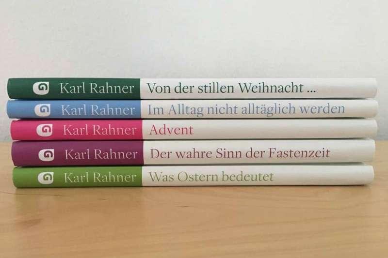Karl Rahner Bücher