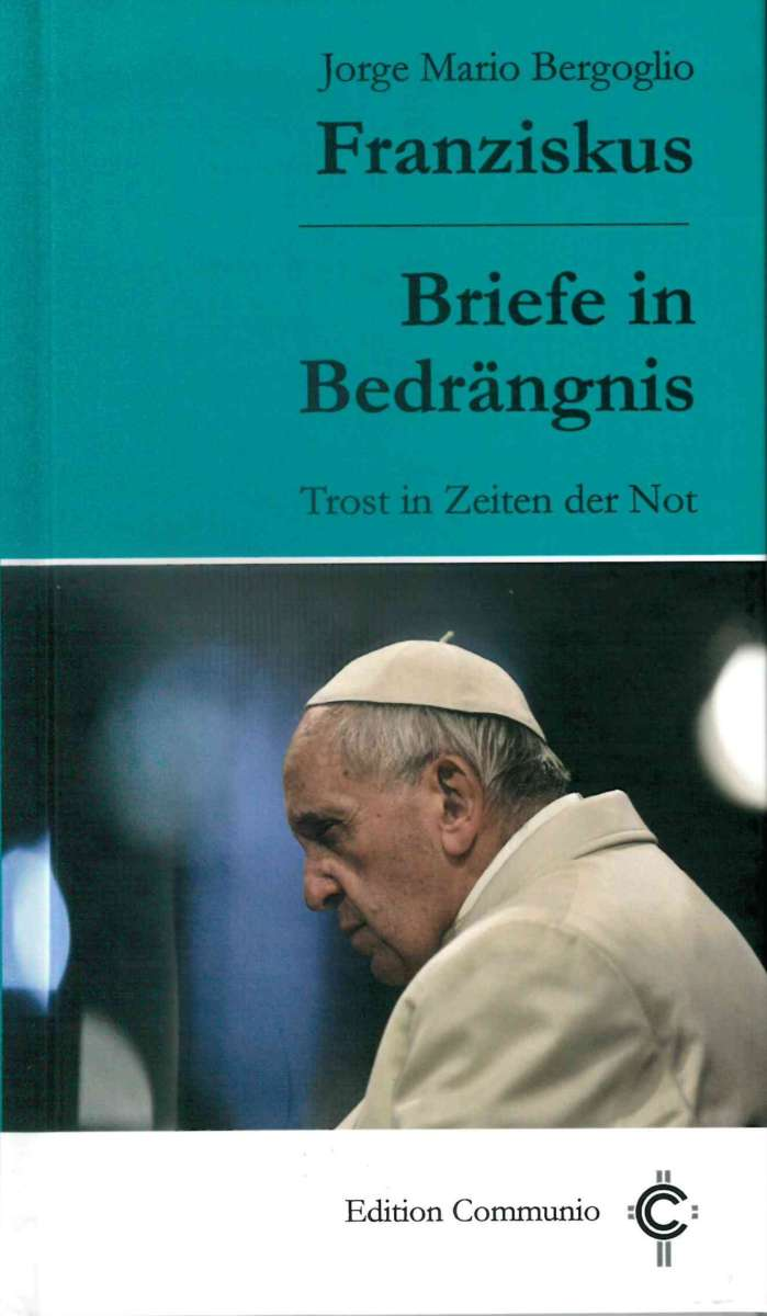 Cover Briefe in Bedrängnis